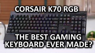 corsair gaming k70 rgb keyboard