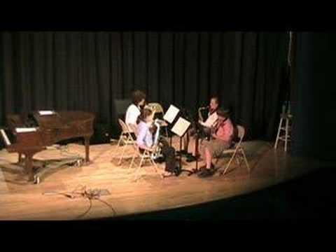 Chatham Middle School Quartet