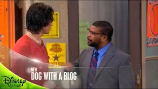 """Dog With a Blog - Season Premiere - """"Guess Who Gets Expelled?"""""""