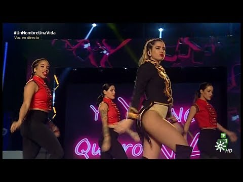 Lola Indigo ~ Ya No Quiero Ná (Gala Unicef, Canal Sur) (Live) 2018 HD 4K
