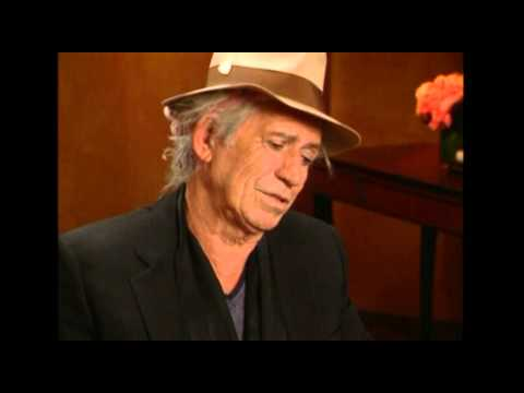 Keith Richards on living at  Villa Nellcote