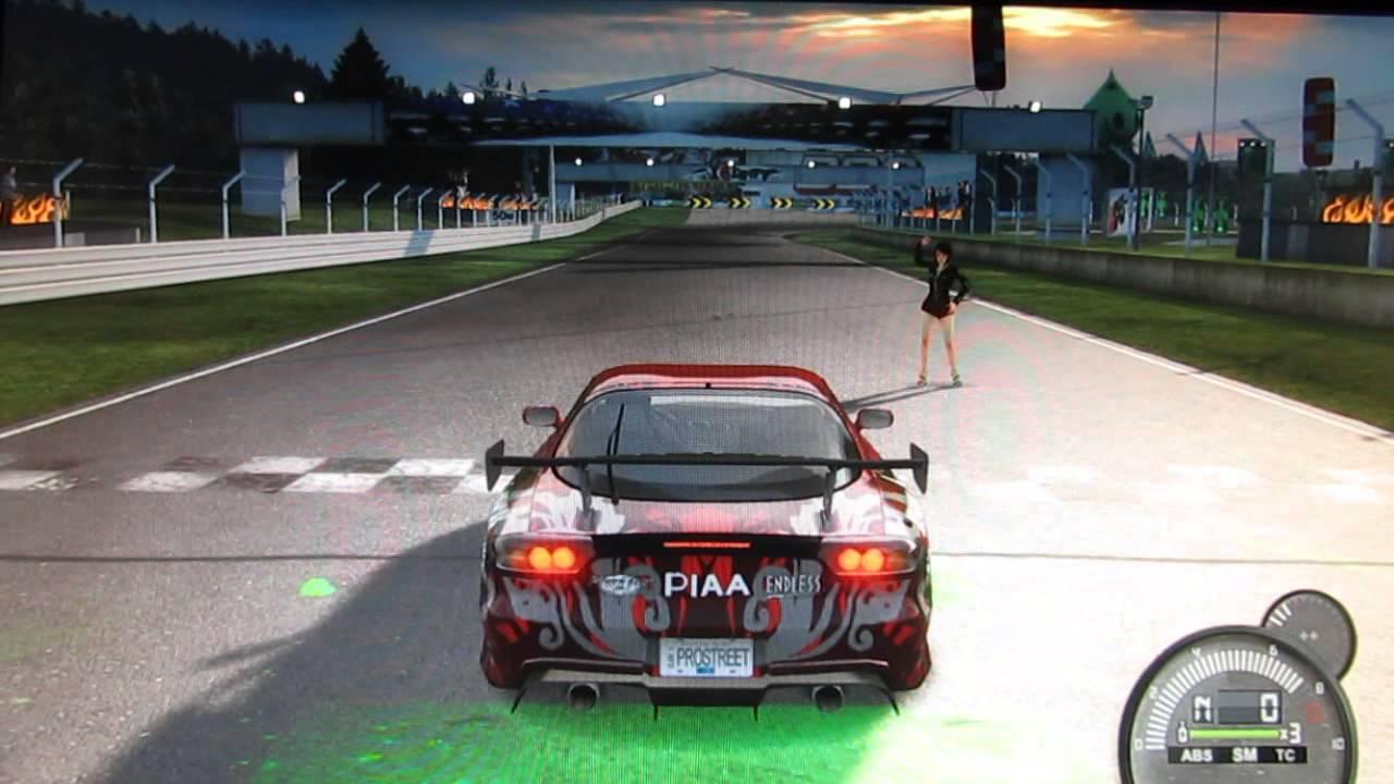 Need for Speed Prostreet: Drift King - YouTube