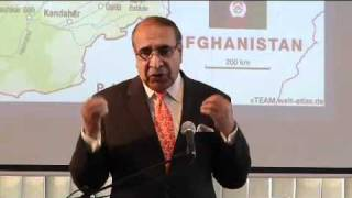 A Lecture by Ali Ahmad Jalali (Former Interior Minister of Afghanistan)
