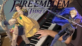 Fire Emblem: Three Houses - Fodlan Winds for Piano Solo + Midi