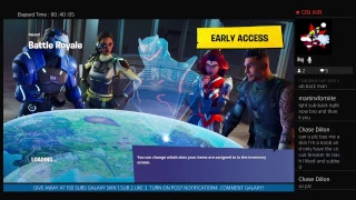 Galaxy skin Giveaway at 150 subs// 80 ' Wins// 10,000 'Kills//Fortnite Battle Royale Gameplay