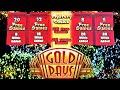 28 WILDS | 20 FREE SPINS ~ GOLD PAYS GOLDEN FESTIVAL SLOT MACHINE BONUS BIG WIN Aristocrat Slots