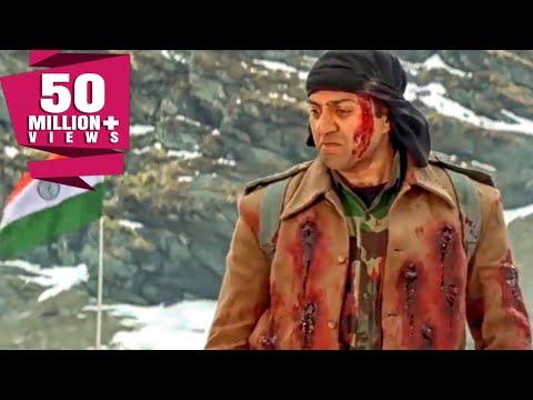 Maa Tujhe Salaam Last Fight Scene   माँ तुझे सलाम अंतिम लड़ाई का दृश्य   Sunny Deol, Arbaaz Khan