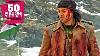 Maa Tujhe Salaam Last Fight Scene | माँ तुझे सलाम अंतिम लड़ाई का दृश्य | Sunny Deol, Arbaaz Khan