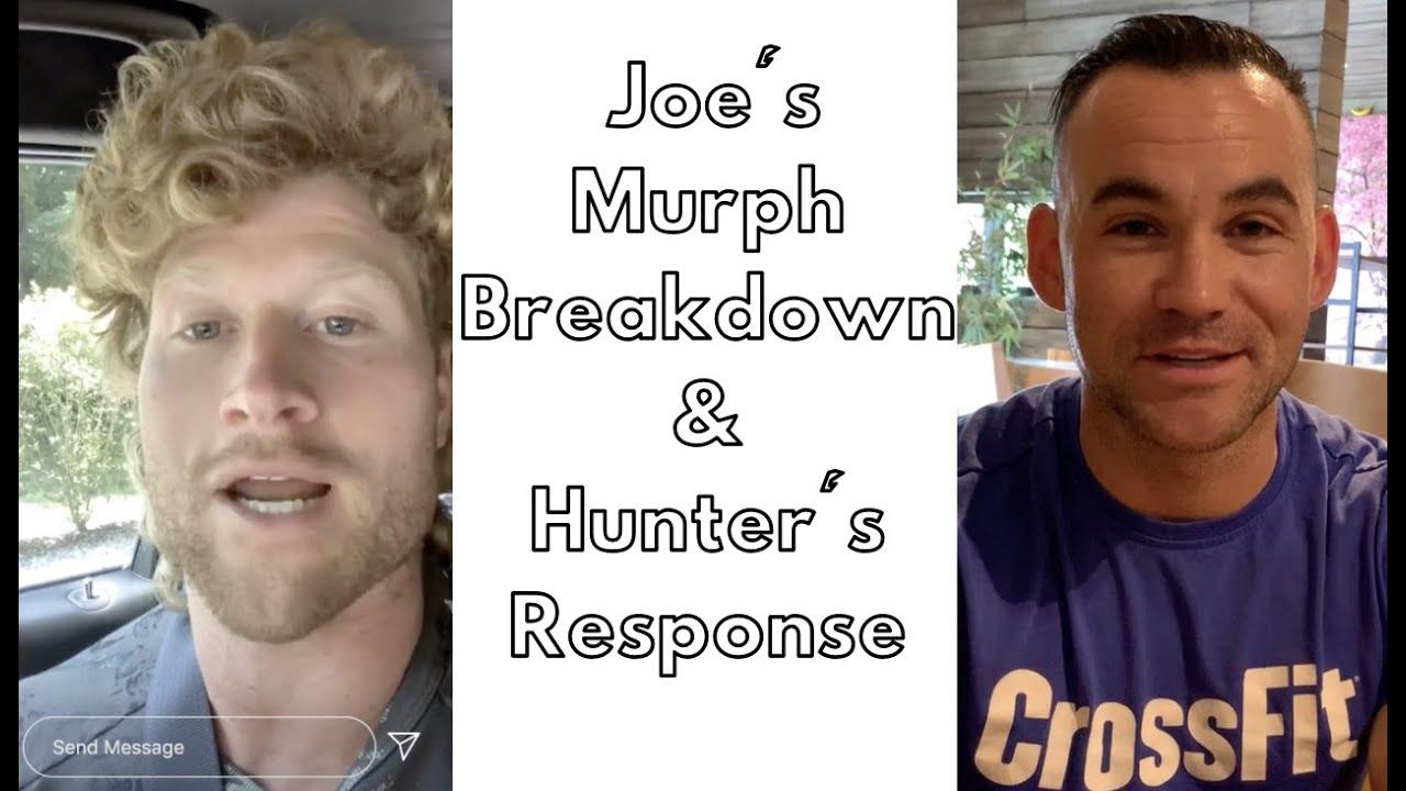 Murph Record Attempt Fail Plus Reactions.