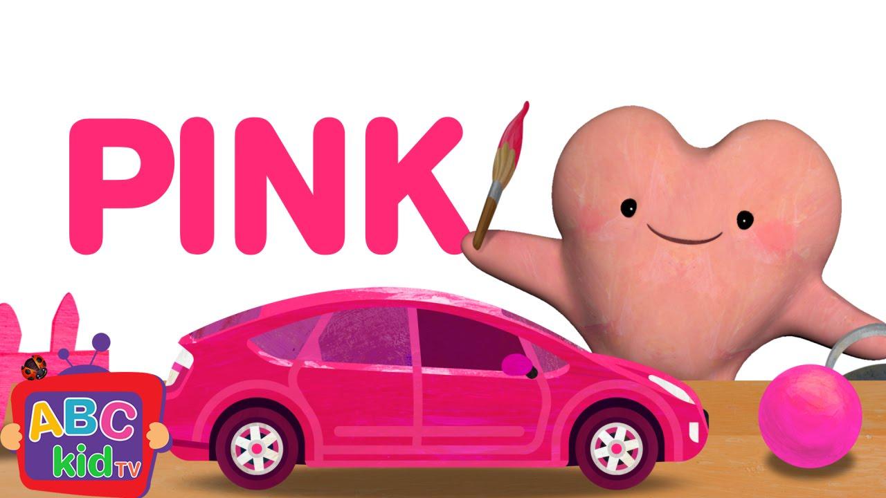 цвет pink фото какой