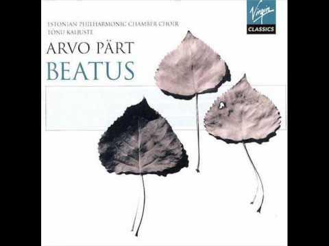 Arvo Pärt - Magnificat - Antiphonen: No. 1: O Weisheit