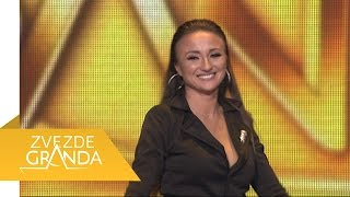 Slavica Markovic - Tek sad, Romale romali - (live) - ZG 1 krug 16/17 - 12.11.16. EM 8