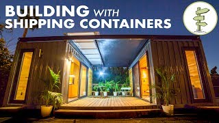 Building Amazing Homes & Mobile Spaces Using Shipping Containers! thumbnail
