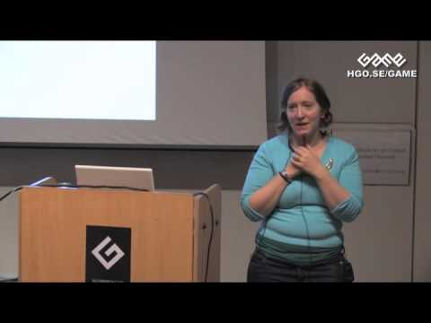 Alumni Days 2010: Re-Doing Sex and Gender in Video Games Part1