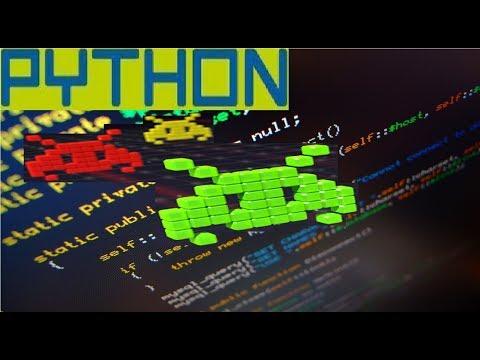 Tutorial Game Python thumbnail