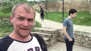 Демо-версия путешествия автостопом: Красноярск-Дербент-Москва - 4 часть / Видео