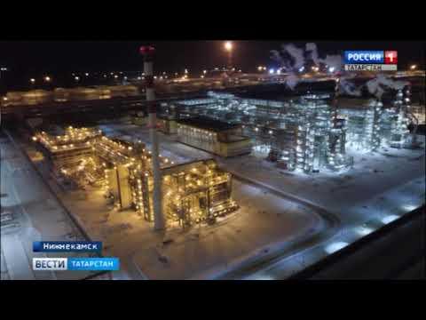 Владимир Путин и Рустам Минниханов дадут старт производству бензинов на «ТАНЕКО»