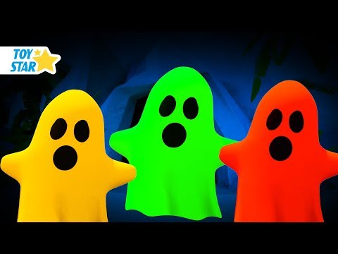 New 3D Cartoon For Kids ¦ Dolly And Friends ¦ Babies Super Hero In Real Life vs Real Ghost #104