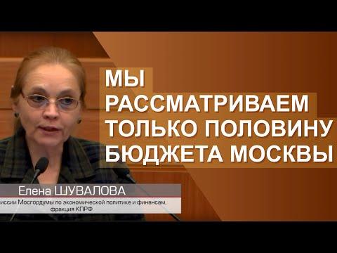 Бюджет Москвы-2019 – Куда делись доходы?