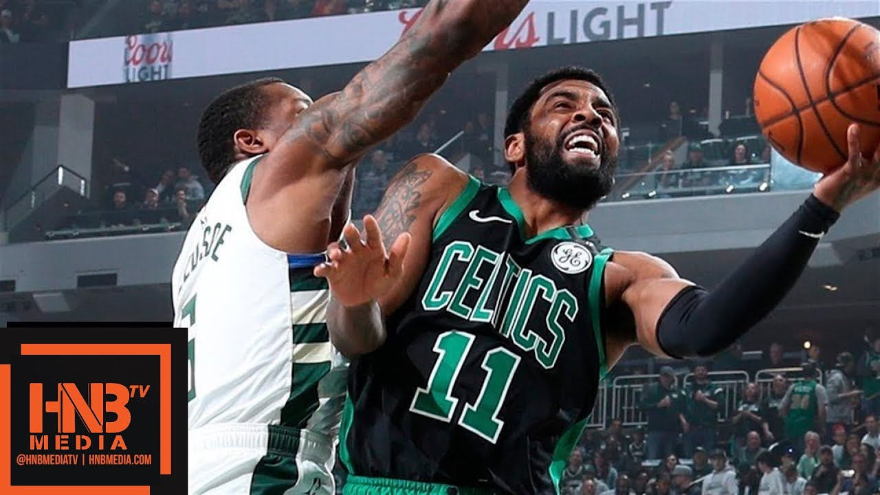 Milwaukee Bucks vs. Boston Celtics - October 30, 2019 ...