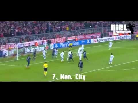 Mario Götze   All Goals for Bayern München 2013 14 HD