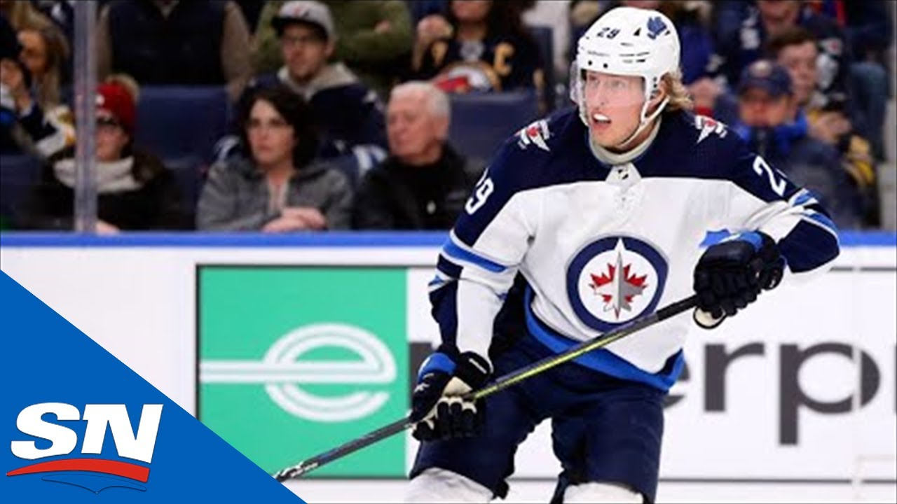 Why Patrik Laine Expects His Game To Look