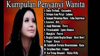 kumpulan penyanyi wanita terbaik indonesia ( suara merdu )