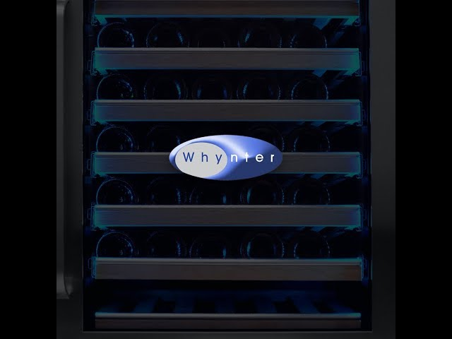 Whynter Elite 54 Bottle Built-in Wine Refrigerator BWR-545XS
