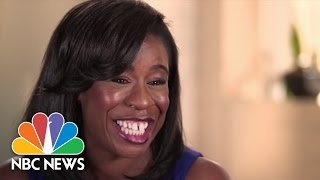 Uzo aduba 'crazy eyes' loves to smile | dateline | nbc news