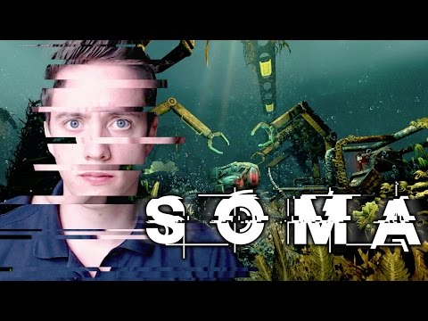 SOMA Full Gameplay - Part 5! Into the Abyss...