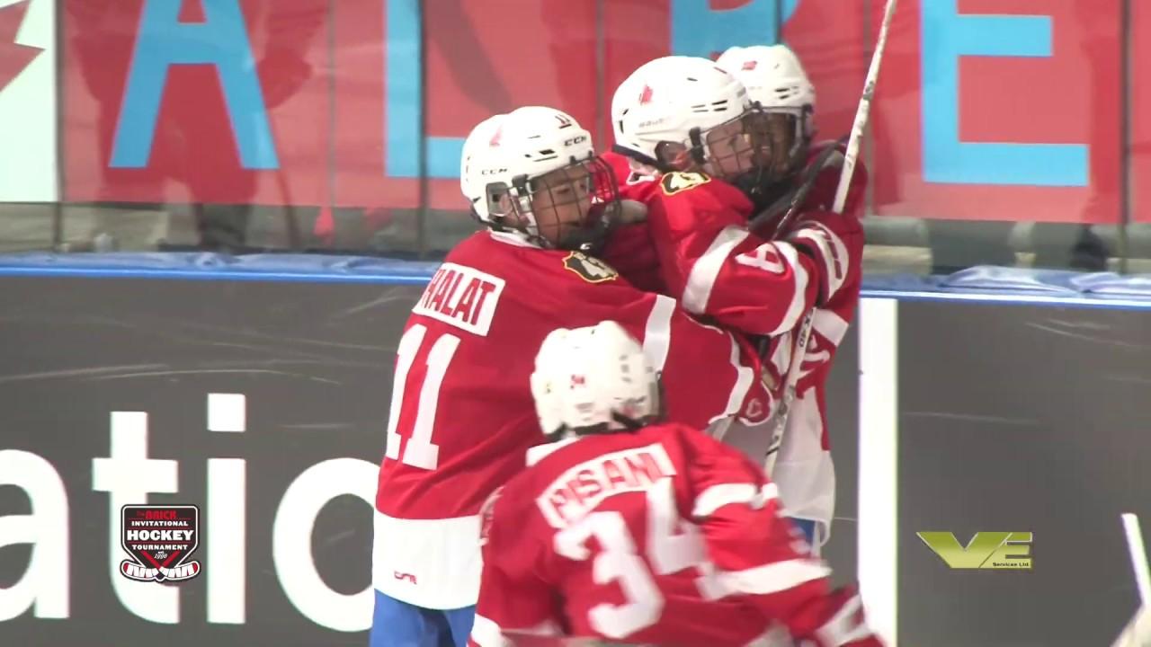 Game Winning Goals Day 5 2019 Brick Invitational Hockey Tournament