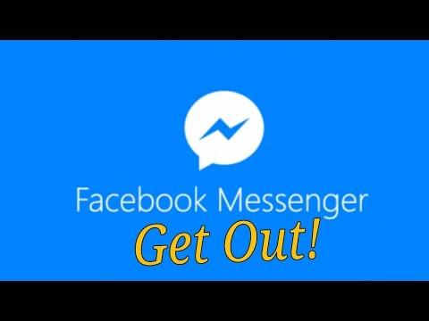 วิธีแชทในแอป Facebook โดยที่ไม่ต้องติดตั้ง Messenger (Work For Some Device)