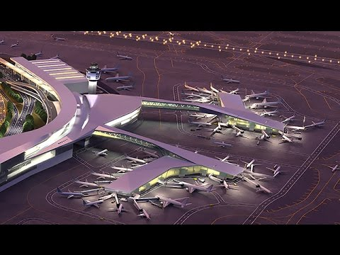 New York LaGuardia Airport is getting $4B Renovation [MUST WATCH]