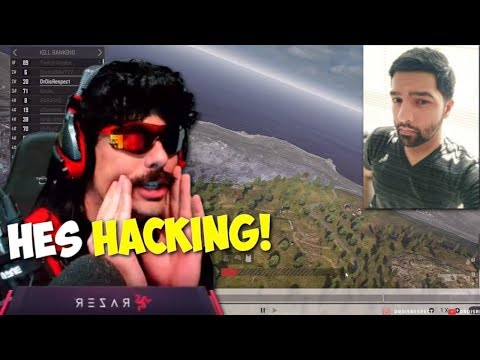 "DrDisrespect Dies By Lirik And Calling Him ""Hacker And Stream Sniper"" 