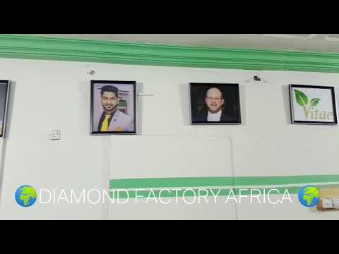 OPEN SOON🇬🇭 DIAMOND FACTORY GHANA OFFICE🌍🌍