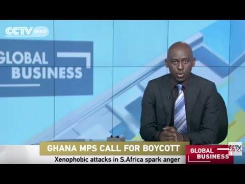 Global Business 23rd April 2015