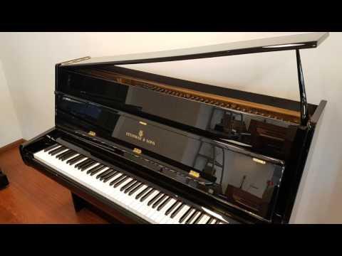 Steinway & Sons Z114, demo Prima Piano