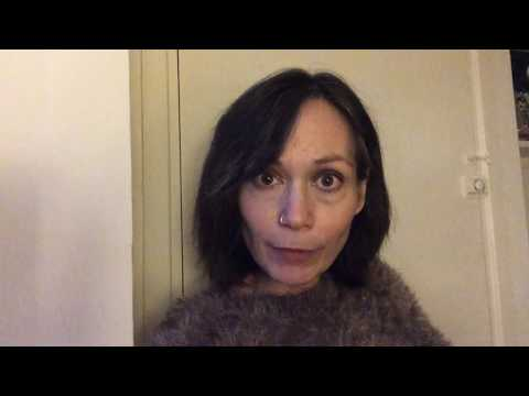 "Leah Bracknell talks about ""Cancer and the Art of Living"" event January 18th 2018, London"