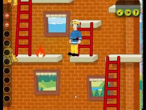 Пожарный сэм новое  2