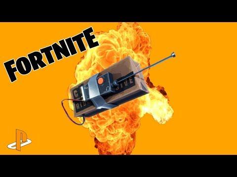 Fortnite Battle Royale How To Detonate C4 (How To Detonate Sticky Explosives)
