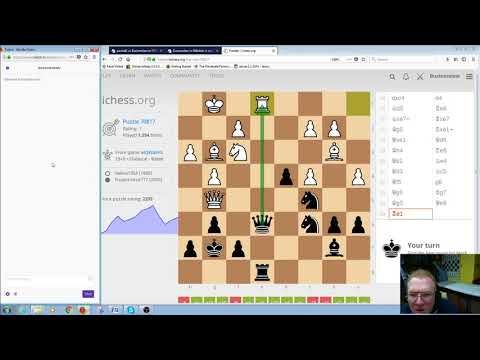 Chess Cruncher TV 1 3 2018