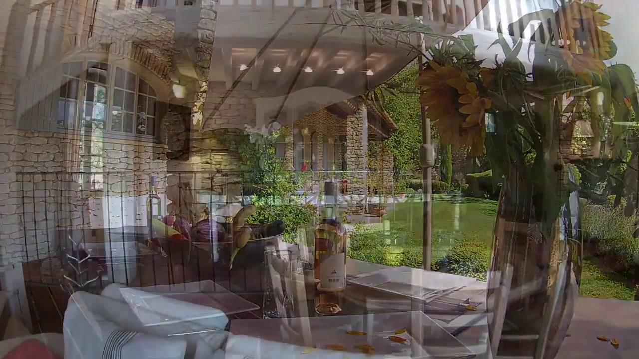 Bonnieux villa louer avec piscine chauff e un mas en for Villa a louer en provence avec piscine