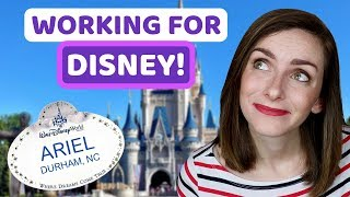 What It's Like To Be A Disney Cast Member