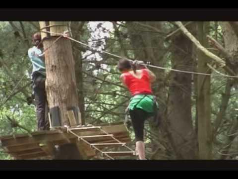 Adrenalin Forest Christchurch New Zealand