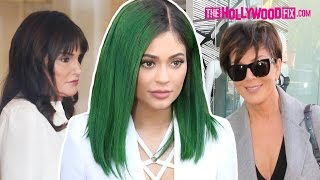 Kylie Jenner Celebrates Her Lip Kit Launch With A Party At DASH W/ Caitlyn, Kris & Friends 11.30.15