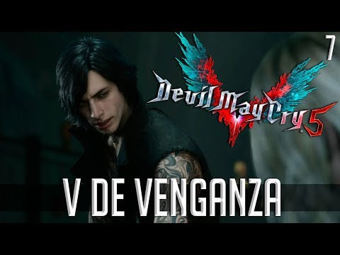 DEVIL MAY CRY 5 | V DE VENGANZA thumbnail