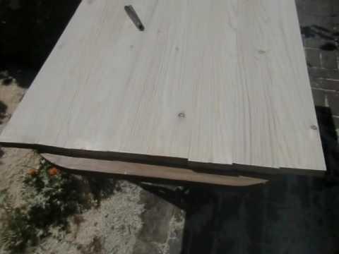 Кухонный стол своими руками ( бюджетный вариант )