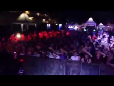 DJ DEE-D & ZIDENK (Entrance) Live at Independence Party 2015 Medan
