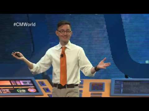 #CMWorld 2016 - How to Make Friends, Rank High, and Get Famous Online -Andy Crestodina