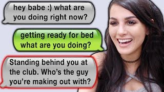 FUNNIEST & MOST SAVAGE BREAK UP TEXTS